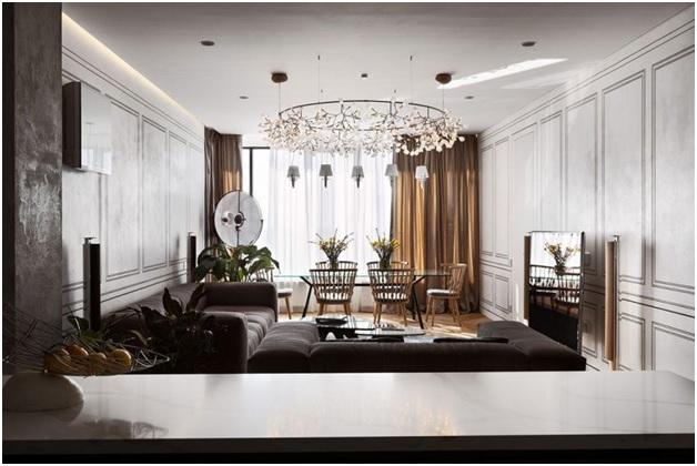 Chuyên tư vấn thiết kế nội thất căn hộ chung cư 60m2 đẹp rẻ tại TPHCM 3