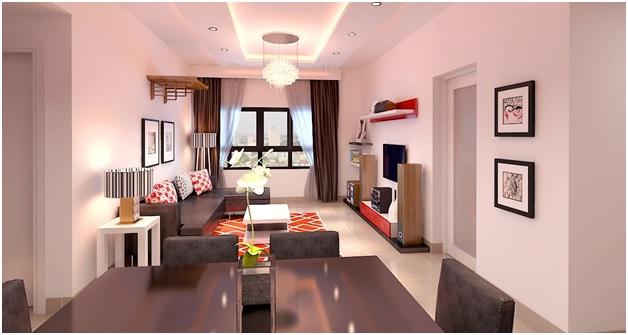 Chuyên tư vấn thiết kế nội thất căn hộ chung cư 60m2 đẹp rẻ tại TPHCM 6
