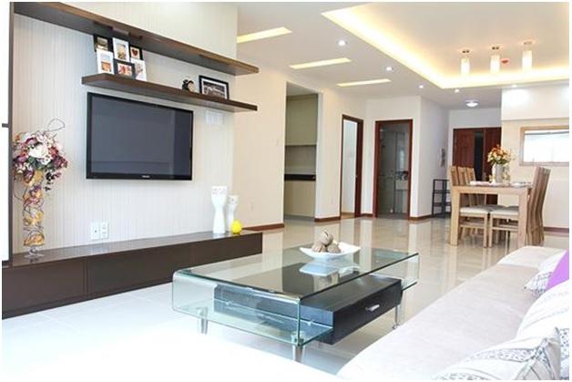 Chuyên thiết kế nội thất căn hộ chung cư theo phong thủy tại TPHCM
