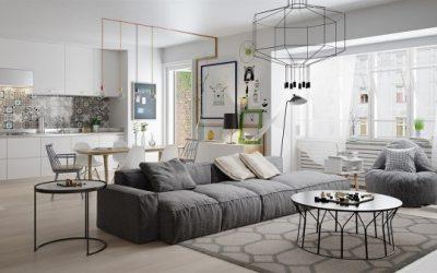 Chuyên thiết kế thi công nội thất căn hộ chung cư trọn gói đẹp tại TPHCM