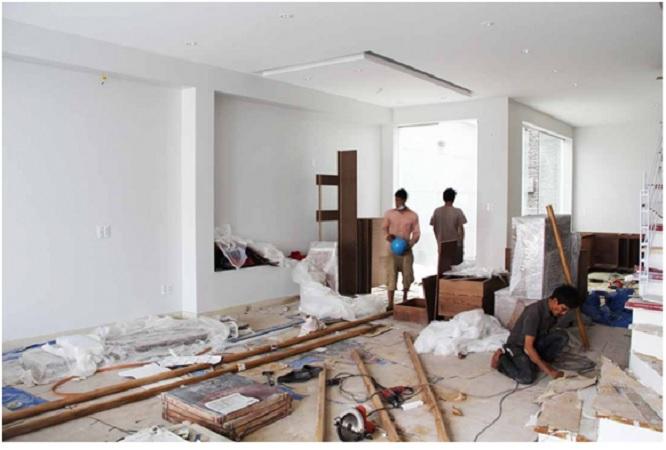 Chuyên thiết kế thi công nội thất căn hộ chung cư trọn gói giá rẻ TPHCM