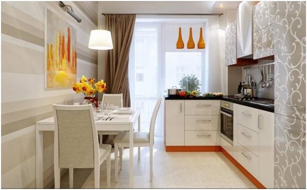 Chuyên thiết kế và cung cấp nội thất nhà bếp chung cư nhỏ đẹp TPHCM
