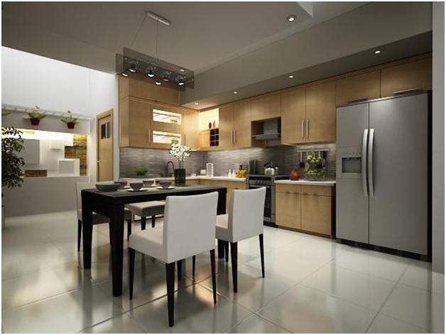 Chuyên thiết kế và cung cấp nội thất nhà bếp hiện đại giá rẻ tại TPHCM
