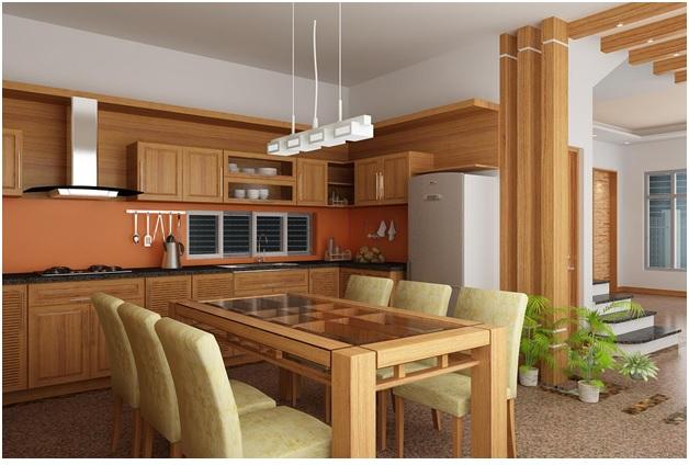 Chuyên thiết kế và cung cấp nội thất nhà bếp hiện đại thông minh TPHCM