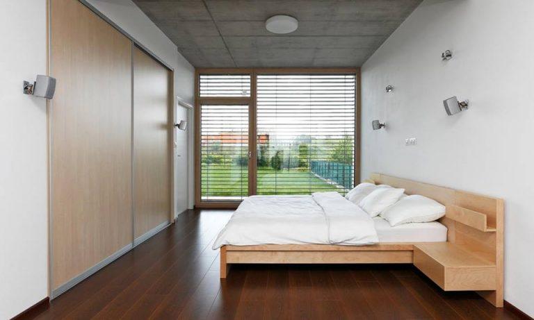 Nội thất phòng ngủ 12m2 đẹp tại TPHCM
