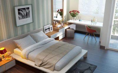Thiết kế nội thất phòng ngủ đẹp giá rẻ nhất tại TPHCM