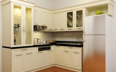 Thiết kế nội thất nhà bếp, tủ, phòng bếp đẹp giá rẻ nhất TPHCM