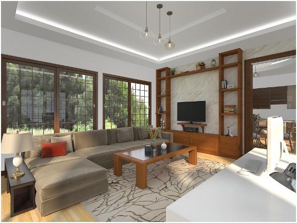 Báo giá hoàn thiện nội thất căn hộ chung cư 70m2 đẹp 2, 3 phòng ngủ 1