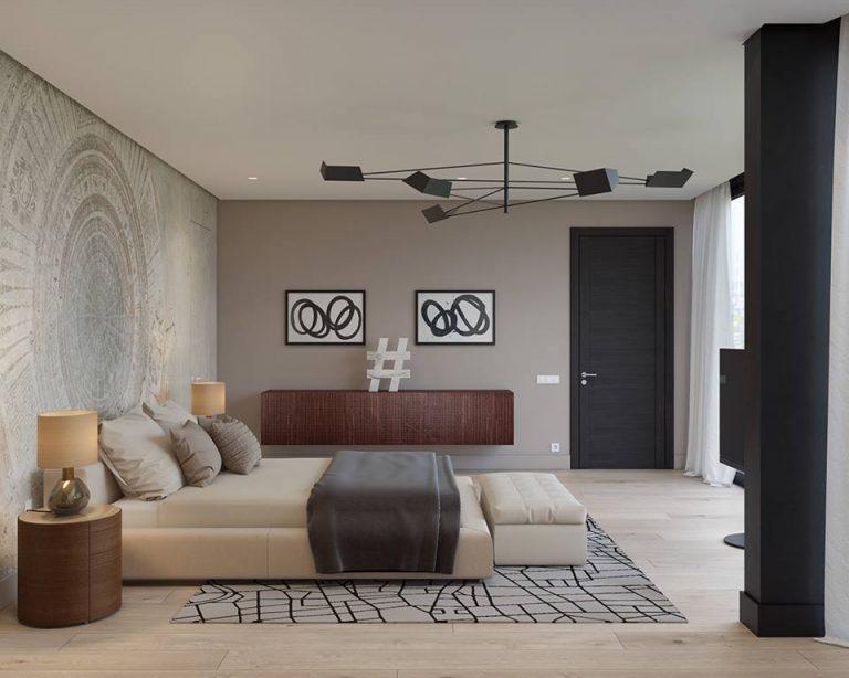 Báo giá hoàn thiện nội thất căn hộ chung cư 70m2 đẹp 2, 3 phòng ngủ 13
