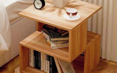Các mẫu Tủ, Tab, kệ để đầu giường gỗ hiện đại đơn giản đẹp giá rẻ