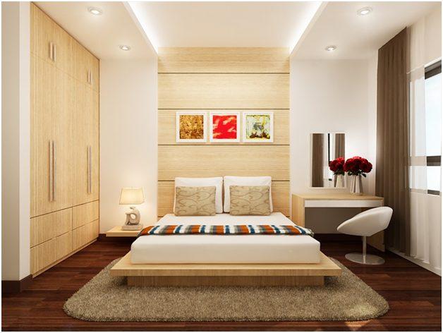 Nội thất phòng ngủ đơn giản đẹp 1