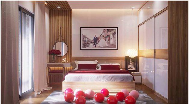 Nội thất phòng ngủ 9m2 1