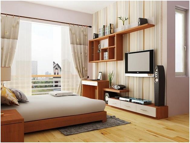 nội thất phòng ngủ 16m2 đẹp 1