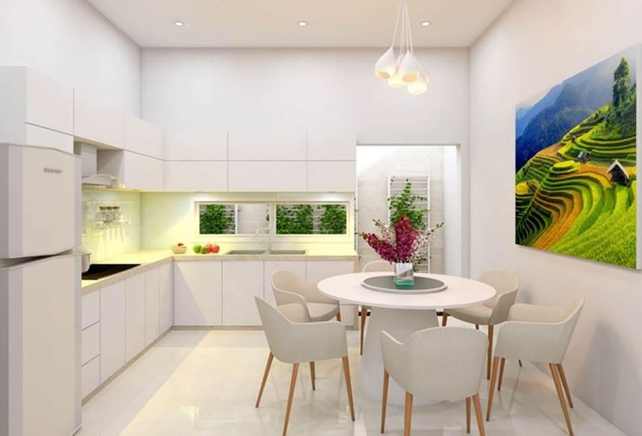 10+ mẫu nội thất nhà bếp đơn giản