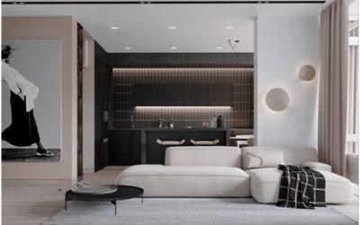 Bảng báo giá 10 mẫu Nội thất phòng khách hiện đại đơn giản tại TPHCM
