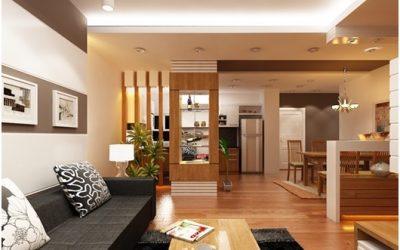 Bảng báo giá 10 mẫu nội thất phòng khách bằng gỗ tự nhiên tại TPHCM