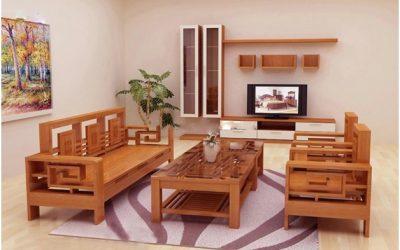 Bảng báo giá 10+ mẫu nội thất phòng khách biệt thự đẹp sang trọng