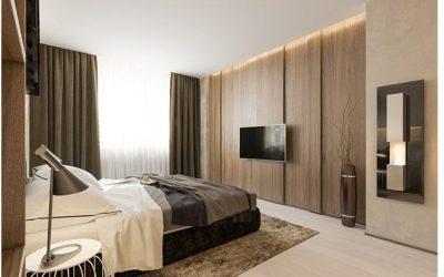 10+ mẫu nội thất phòng ngủ nhà ống đẹp rẻ tại TPHCM