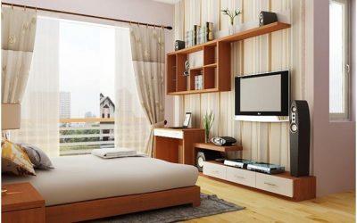 10+ mẫu nội thất phòng ngủ 16m2 đẹp rẻ tại TPHCM