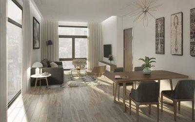 Kinh nghiệm thiết kế nội thất căn hộ chung cư